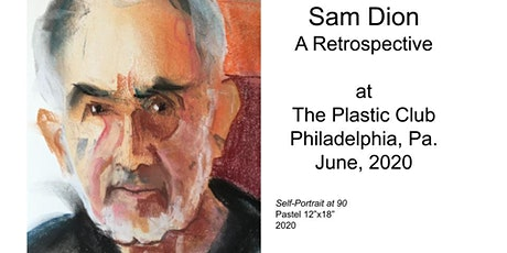 Sam Dion at 90: Artist's Talk and Reception at The Plastic Club tickets