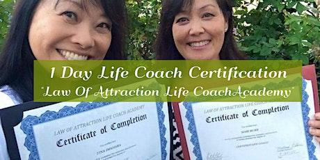 Online Life Coach Certification Class tickets