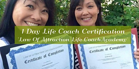 Online Life Coach Certification Class biglietti
