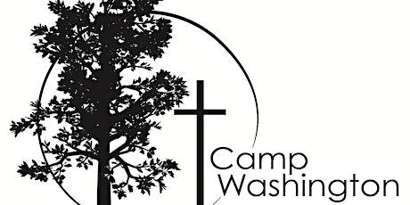 Camp Washington Summer 2020 Home Edition - WEEK 3 tickets