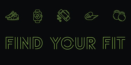 Find Your Fit - Yoga and Meditation tickets