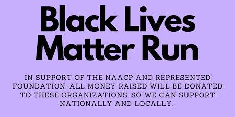 Black Lives Matter Run tickets