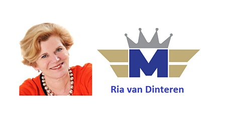 Ria van Dinteren guest speaker - First IMN NL meeting after Corona Lockdown tickets