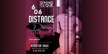 DISTANCE DINING tickets
