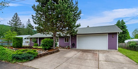 Virtual Open House - 130 SW 6th Ave, Mill City, OR tickets