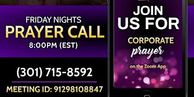 Online Intercessory Prayer Call  | Laurel, MD