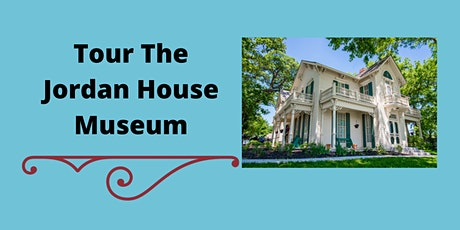 Jordan House Museum Tour-Friday @ 1pm tickets