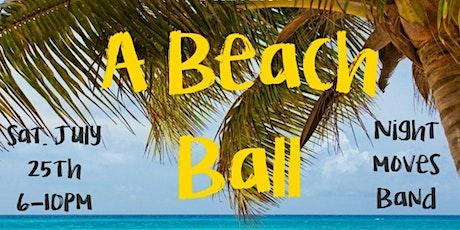 Beach Ball tickets