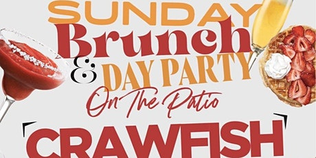 """SUNDAY FUNDAY PRESENTS """"SUNDAY BRUNCH & DAY PARTY""""  ON THE PATIO @ FLAVA tickets"""