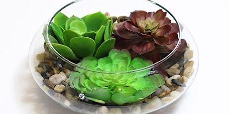 Pinterest Party - Build a Succulent Terrarium tickets