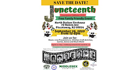 Juneteenth Event tickets