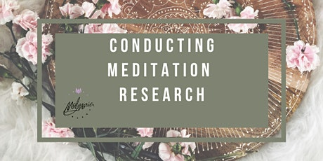 Conducting Meditation Research tickets