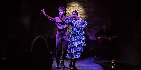 "Tablao Flamenco ""La Cueva de Lola"" Madrid entradas"