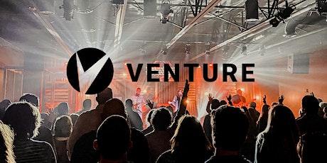 Sunday on Wednesday Venture Worship Service tickets