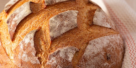Cooking Through a Pandemic: How to Make Homemade Sourdough Bread tickets