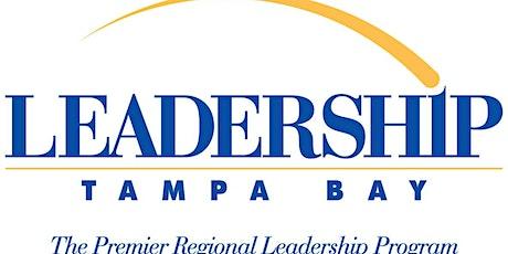 Leadership Tampa Bay Information Reception tickets