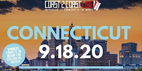 Coast 2 Coast LIVE Artist Showcase Connecticut  9/18/20 tickets