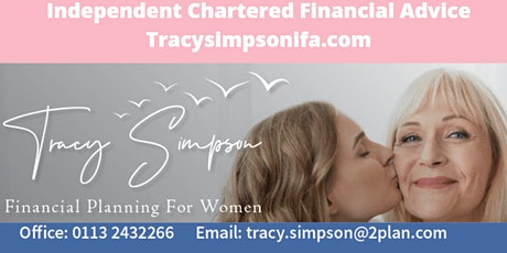 Independent Financial Advice For Women - About You And Your Goals tickets