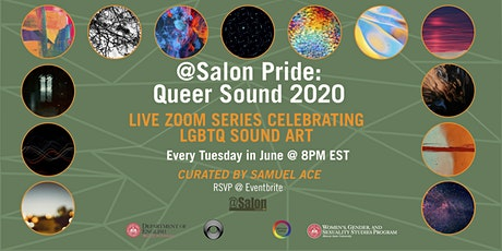 @Salon Pride: Queer Sound 2020 tickets