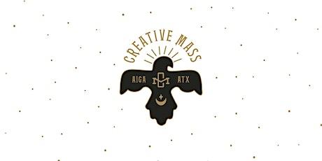 AIGA Austin's Creative Mass: Social Distancing Edition: June tickets