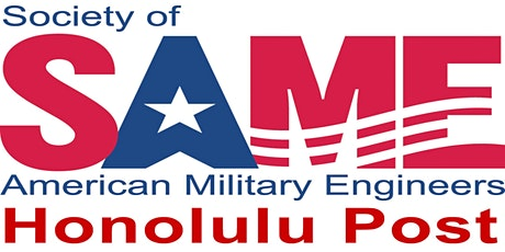 SAME Honolulu June 10, 2020 Webinar tickets
