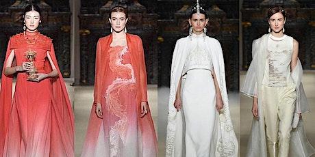 China Fashion Gala 2020 - One World in Beauty bilhetes
