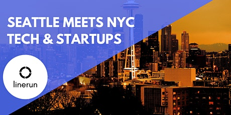 Seattle Meets NYC Tech:  Exploring Future Trends & Opportunities tickets