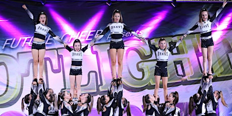 Brave Allstars Cheer Tryouts 20/21 tickets