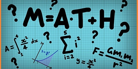 Free Summer/Fall Math Classes - Zoom tickets