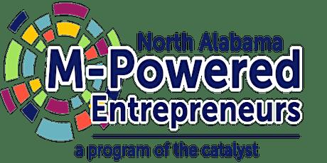 North Alabama M-Powered Inaugural Meetup tickets