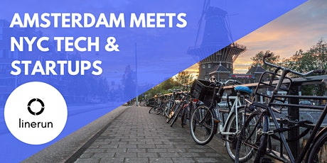 Amsterdam Meets NYC Tech:  Exploring Future Trends & Opportunities tickets