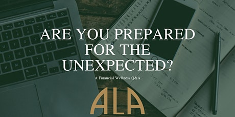 Are You Prepared for the Unexpected? tickets