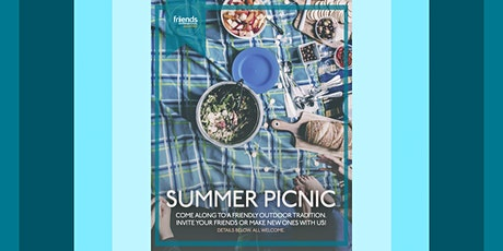 International Students Summer Picnic tickets