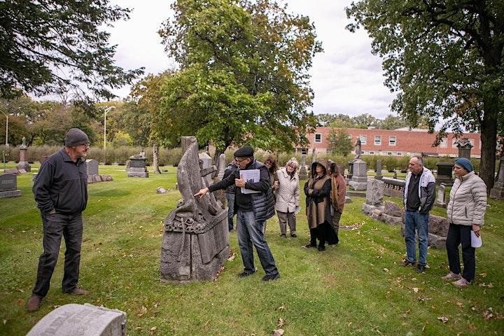Concordia Cemetery Virtual Tour image