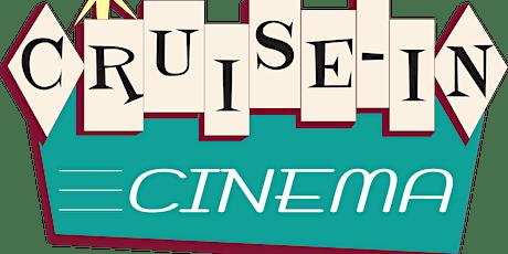 Cruise-In Cinema- Goonies tickets