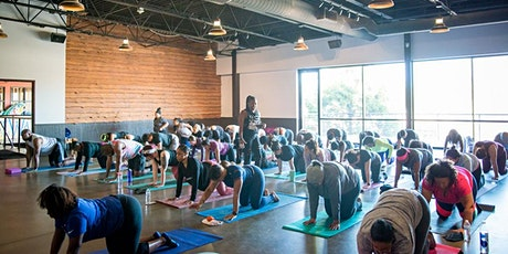 ATL Strong- HipHop Yoga @ SweetWater Brewery tickets