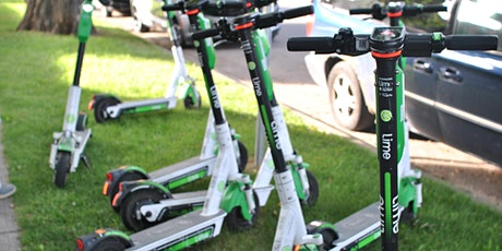 Lunch & Learn: Managing Phoenix's Electric Scooter Pilot Program tickets