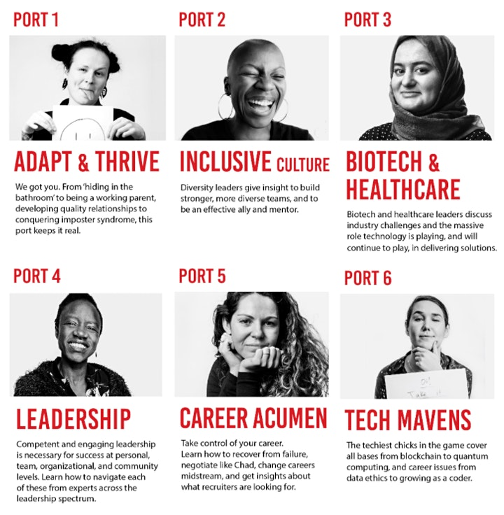Seattle Women in Tech Regatta 2020 image