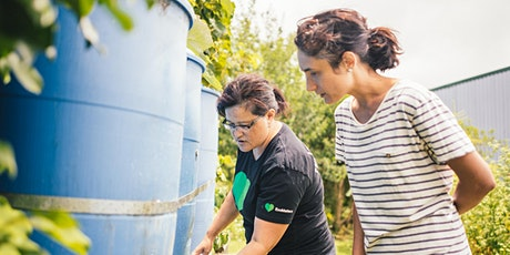 Rainwater Harvesting with Laurie Dee and EcoMatters tickets