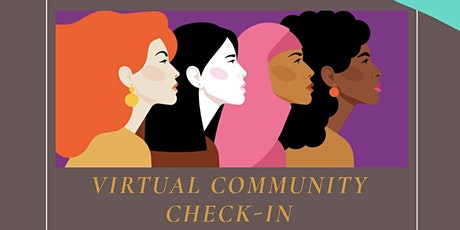 Virtual Community Check-in tickets