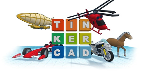 Create and Make Remote Workshop 2020: CAD Basics - TinkerCAD tickets
