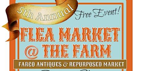The FARM's 5th Annual Summer Flea Market tickets