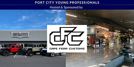 TO BE RESCHEDULED PCYP In Person Networking Hosted by Cape Fear Customs tickets