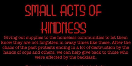 Small Acts of Kindness tickets
