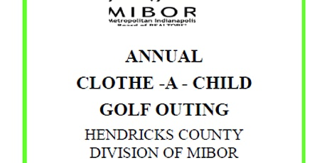 Annual Clothe-A-Child Golf Outing tickets