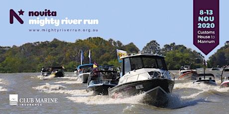 Murray River Run 1st Crew Catch Up tickets