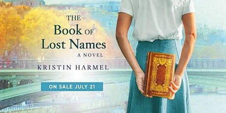Wine Down with Kristin Harmel, author of The Book of Lost Names tickets