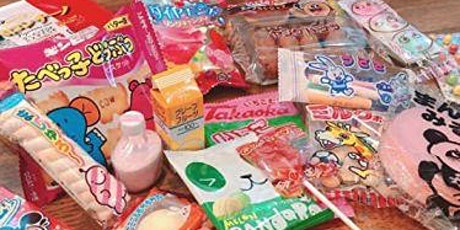 Japanese Snacks You Should Try with Tommy-san tickets