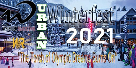 "Urban Winterfest 2021 - ""The Torch of Olympic Dreams Burns On"" - postponed tickets"