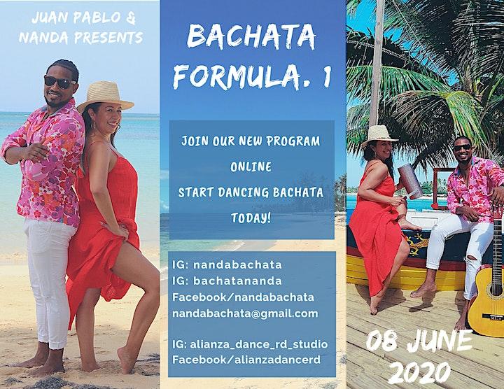 Bachata Formula.1 by Nanda & Juan Pablo image